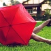 red umbrella by pocketmouse