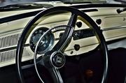 23rd Jul 2013 - 1967 VW Beetle dashboard