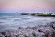 22nd Jul 2013 - Lake Michigan at Port