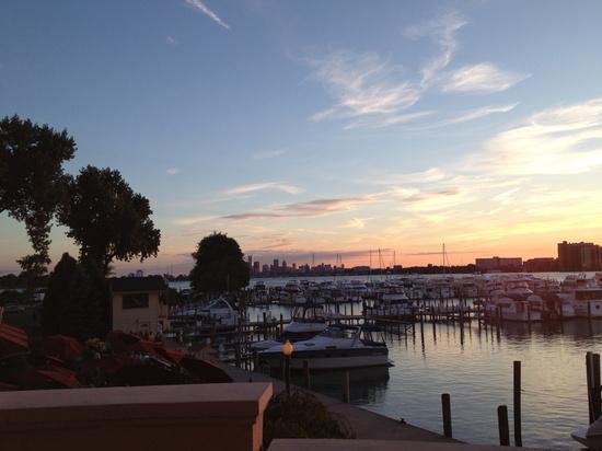 Detroit Yacht club by annymalla