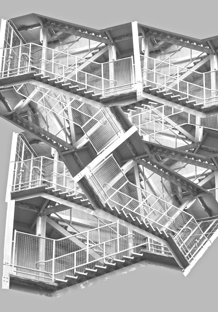 Escher by sugarmuser