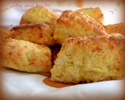 3rd Aug 2013 - Cheese Scones...