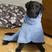 My new bathrobe by boogie