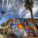 Graffiti Palm Springs style! by orangecrush