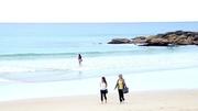 9th Aug 2013 - Sydney beaches