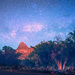Wild Night Sky Edit  by jgpittenger