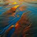 Sunset On The Beach by joysfocus