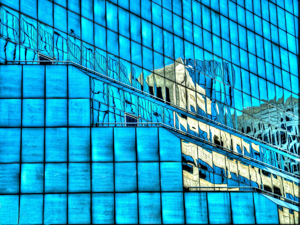 City Reflections by joysfocus