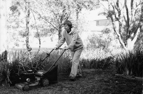 Melody mowing by peterdegraaff
