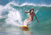 18th Aug 2013 - Surf chick