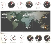 19th Aug 2013 - World Time