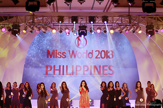 Miss World Philippines 2013 Opening  by iamdencio