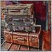 Luggage (not ours!) by ivan