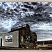Derelict building, Port of Newhaven, East Sussex, UK by ivan