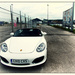 Porsche Spyder at Newhaven Port by ivan