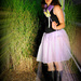 Tina, the Toenail Fairy Caught  by alophoto