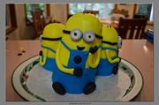 24th Aug 2013 - Fourth Birthday Cake