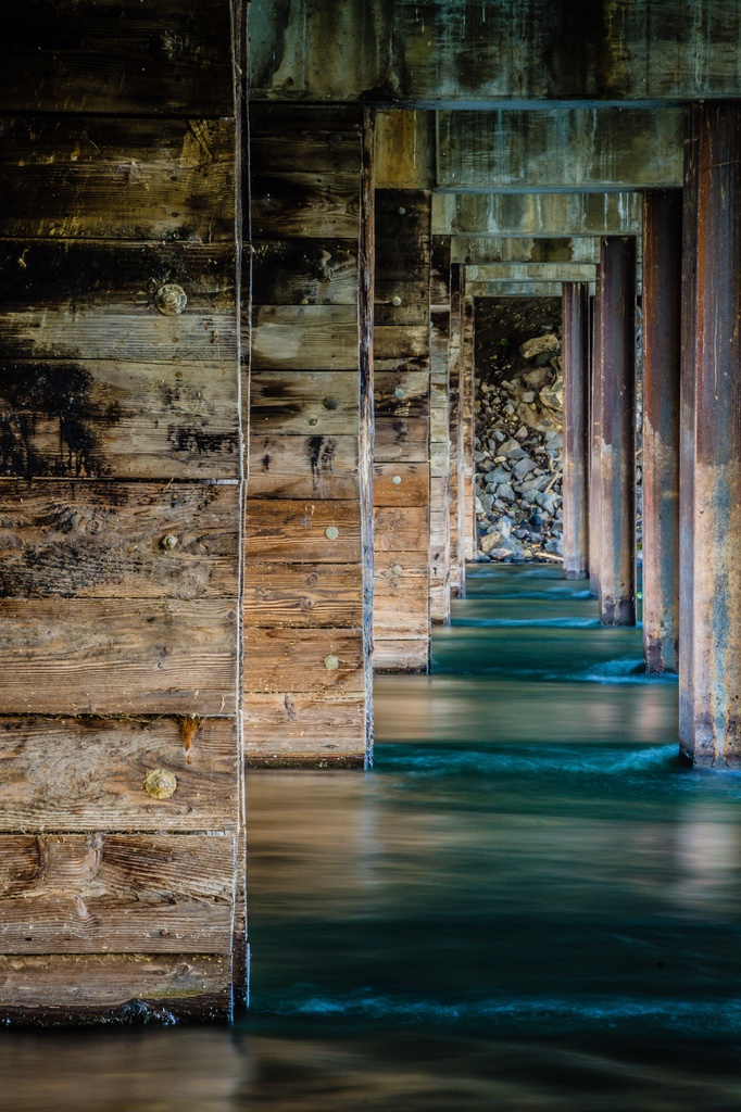 Water Under the Bridge by pflaume