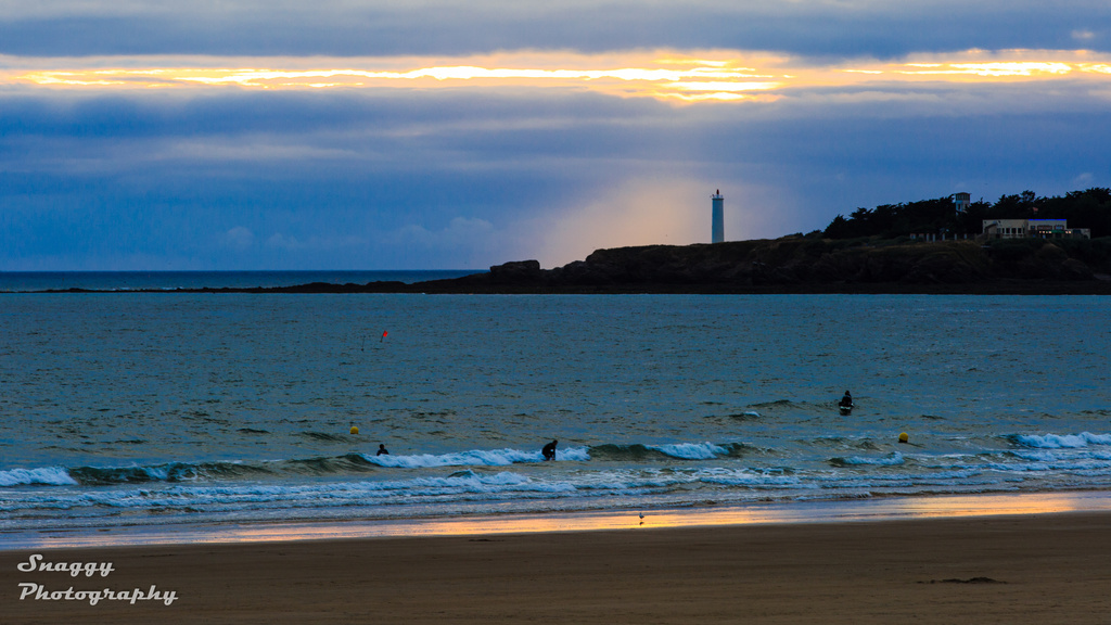 Day 229 - Lighting up the Lighthouse by snaggy