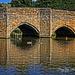 Bridge Over River Derwent by tonygig