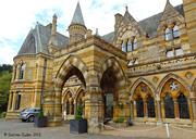 29th Aug 2013 - Ettington Park Hotel - Built in 1824 by Thomas Rickman