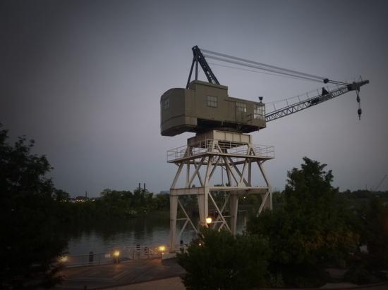 Crane by kdrinkie