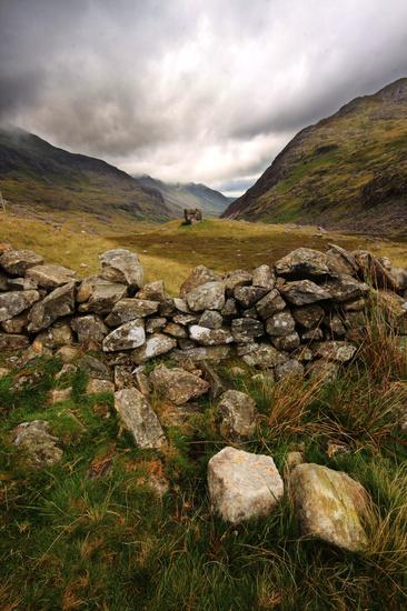 Llanberis Pass by shepherdmanswife