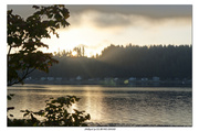 30th Aug 2013 - Sunrise at Allyn