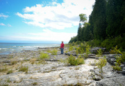 29th Aug 2013 - Door County  (looks more like a landscape view larger)