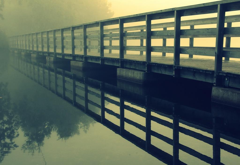 Bridge to Obvilion by susale
