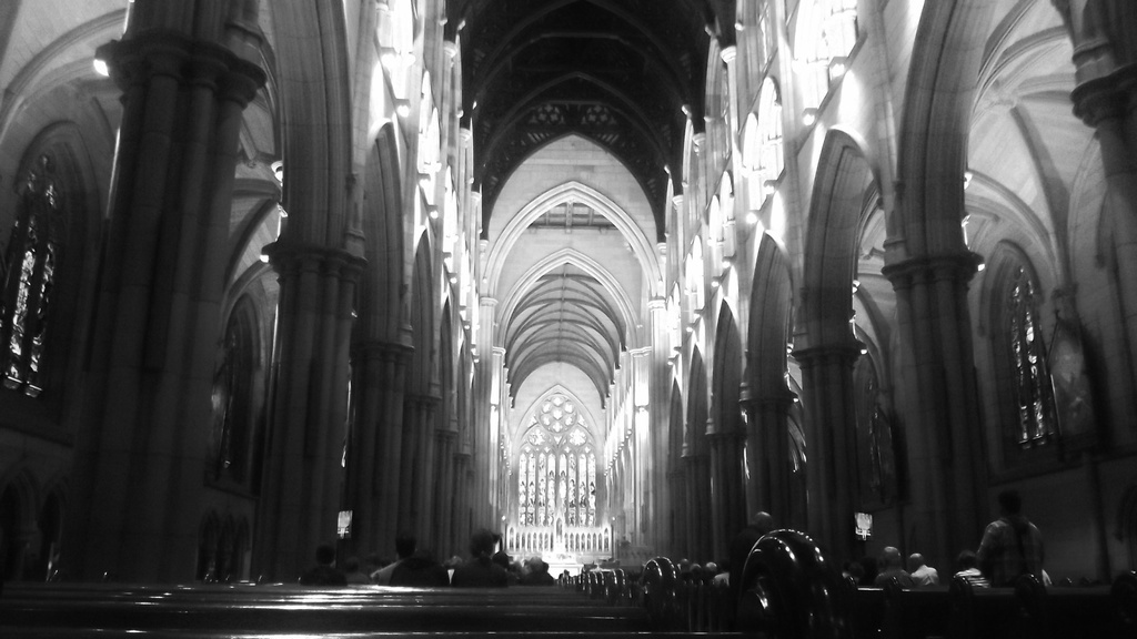 St Mary's by maggiemae