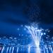 Blue night by abhijit
