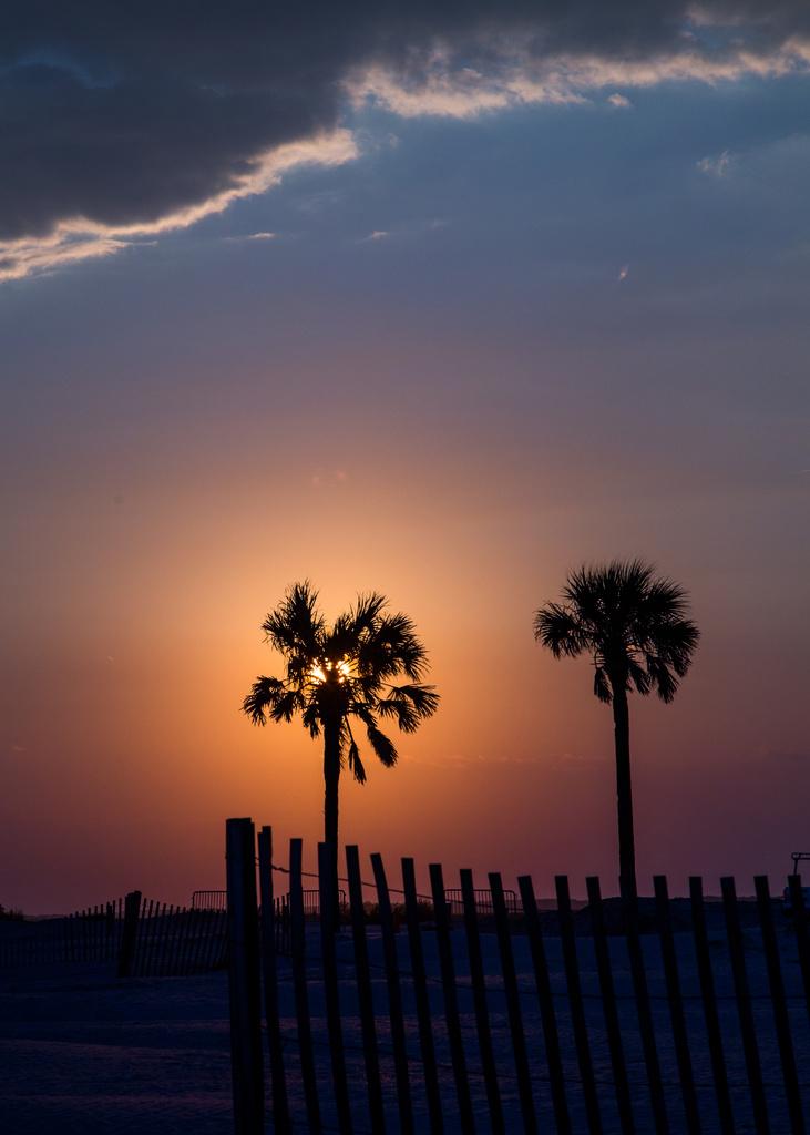 Folly Beach by riverlandphotos