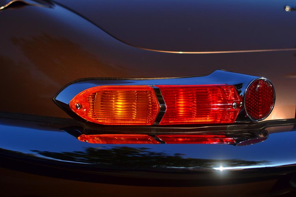 Jaguar E type series 1  by soboy5