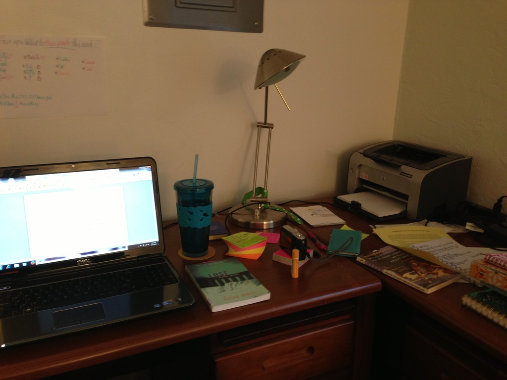 Homework Day! by kaitlinbartlett