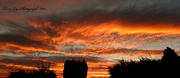 15th Sep 2013 - Fire In The Sky
