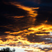 Sky on fire by elisasaeter