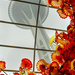 Space Needle Framed By Chihuly Glass  by jgpittenger