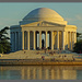 The Jefferson Memorial by ivan