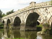 23rd Sep 2013 - The Bridge at Atcham