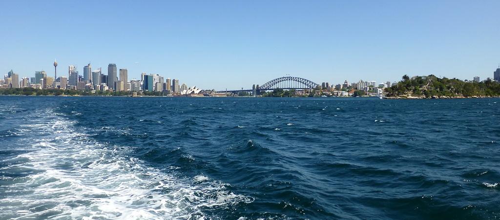 Beautiful Sydney by kjarn