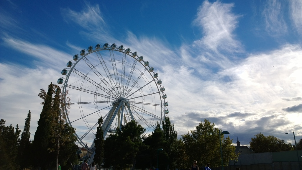 Ferris wheel  by petaqui