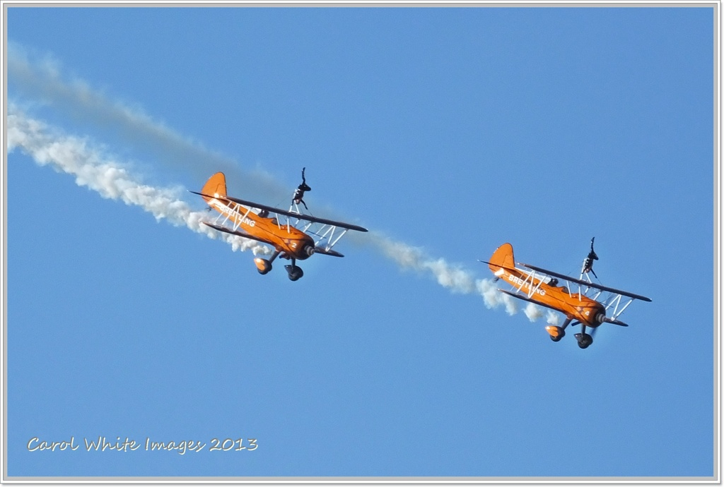 Breitling Wing Walkers 2(best viewed large) by carolmw