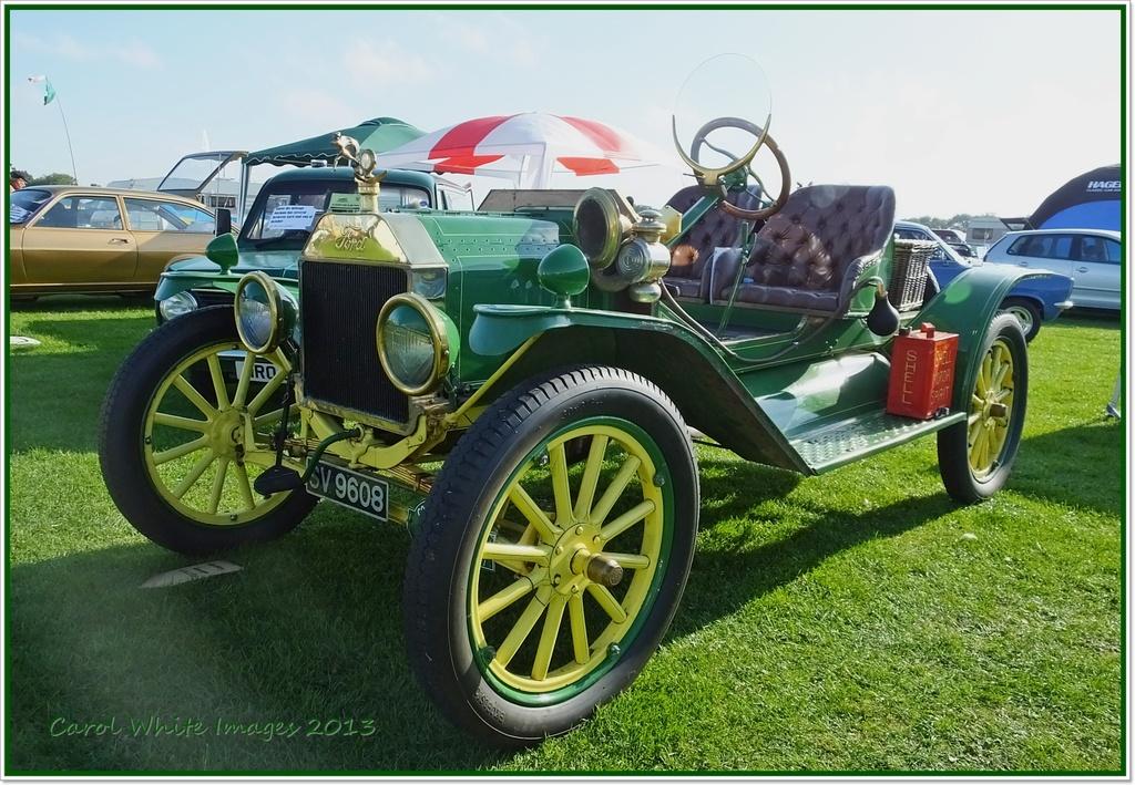 Model T Ford by carolmw