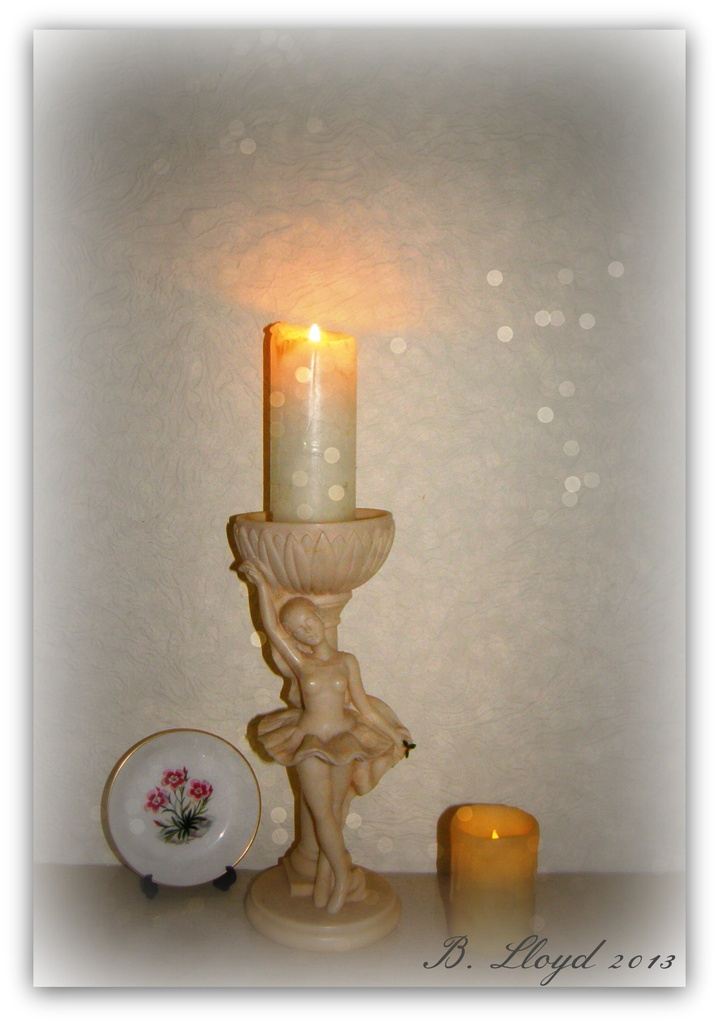 By Candlelight  by beryl