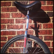 unicycle  on 365 Project
