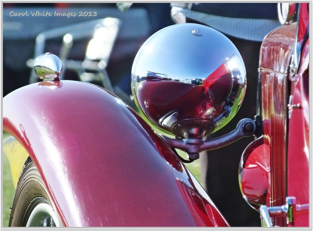 Lamp Reflections by carolmw
