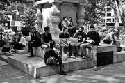 12th Oct 2013 - Madison Square Park
