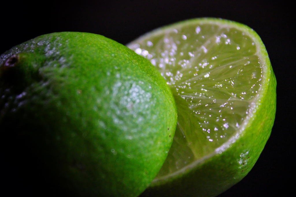 A slice of lime... by streats