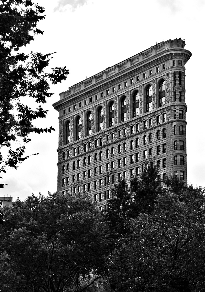Flatiron Building  by soboy5